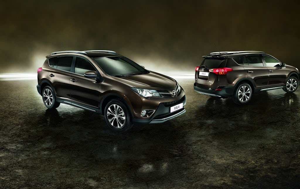 toyota rav4 edition s 4x4news. Black Bedroom Furniture Sets. Home Design Ideas