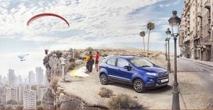 Ford EcoSport SUV 2015
