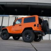 Jeep Wrangler Sport Tuning