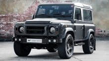 Land Rover Defender Tuning