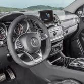 Mercedes-AMG GLE 63 Coupe Innenraum