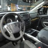 Nissan TITAN XD Innenraum