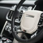 Range Rover 5.0 Supercharged Innenraum