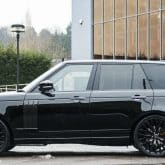 Range Rover 5.0 Supercharged Tuning