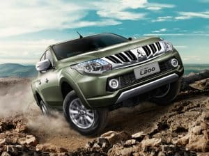 Mitsubishi L200 Pick Up 2016