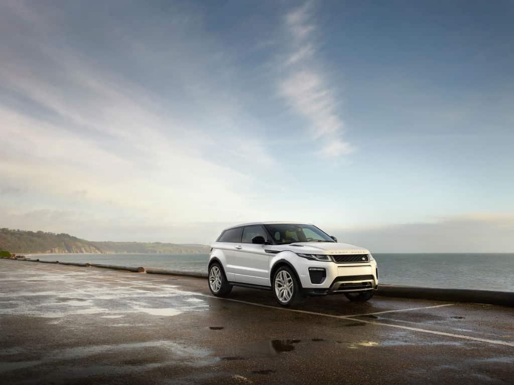 Neuer Range Rover Evoque 2016