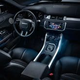 Range Rover Evoque 2016 Innenraum