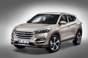 Neuer Hyundai Tucson 2016