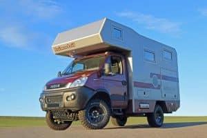 Iveco 4x4 Reisemobil Off Road Umbau