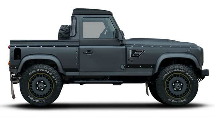 Flying Huntsman 105 Defender Pick Up