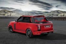 Range Rover Pickup