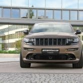 Jeep Grand Cherokee SRT Tuning