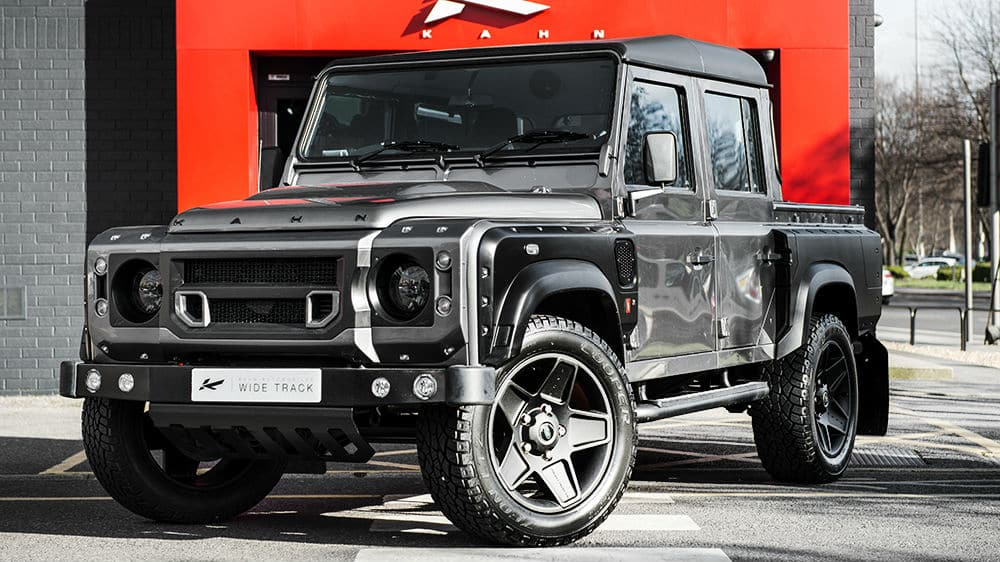 land rover defender 2 2 tdci xs 110 double cab pick up umbau 4x4news home. Black Bedroom Furniture Sets. Home Design Ideas