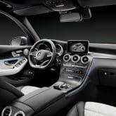 Mercedes-Benz GLC Innenraum