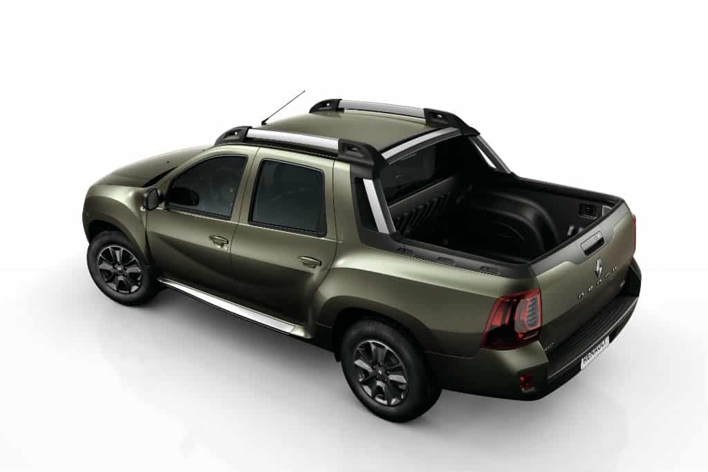 renault dacia pick up 4x4 autos post. Black Bedroom Furniture Sets. Home Design Ideas