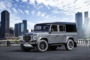 Land Rover Defender Umbau