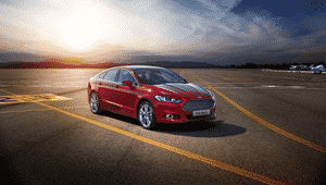 Neuer Ford Mondeo