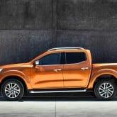 Neuer Nissan Navara NP300 Pickup