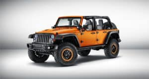 Jeep Wrangler Sunriser
