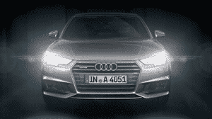 Audi A4 Technik