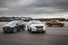 Ford Allrad Fahrzeuge SUV Pickup