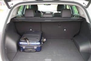 Hyundai Tucson Kofferraum