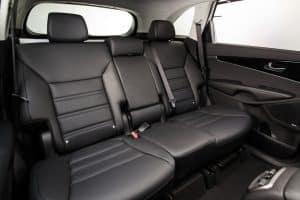Kia Sorento 2.2 CRDI AWD Innenraum