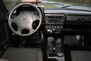 Lada 4x4 Urban Niva Innenraum