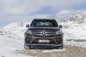Mercedes GLS 350d 4MATIC