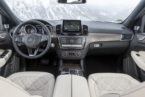 Mercedes GLS 350d 4MATIC