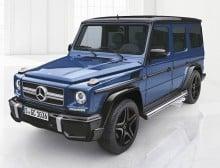 Mercedes G-Klasse Designo Manufaktur