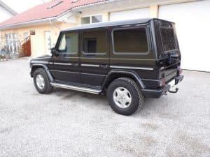 Mercedes-Benz G Umbau Wohnmobil
