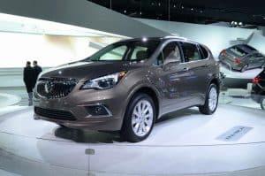 Buick Envision SUV