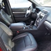 Ford Explorer SUV Innenraum