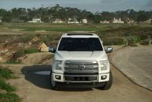 Ford F150 4x4 Pickup
