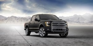 Ford Ford F 150 Pick Up 2016