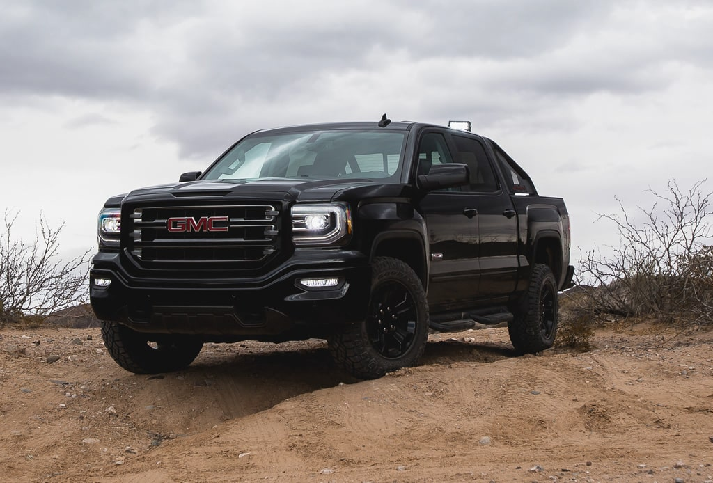 off road zubeh r f r gmc trucks 4x4news home. Black Bedroom Furniture Sets. Home Design Ideas