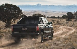 GMC Off Road Zubehör Sierra All Terrain X