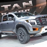 Nissan Titan Pickup