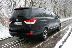 Ssangyong Rodius e-XDI 220 4WD AT