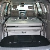 Ssangyong Rodius e-XDI 220 4WD AT Innenraum