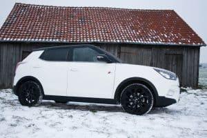 Ssangyong Tivoli e-XDI 160 4WD AT
