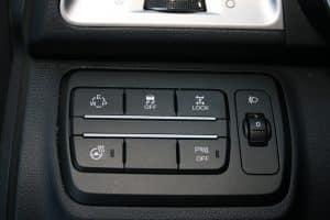 Ssangyong Tivoli e-XDI 160 4WD AT Innenraum