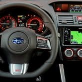 Subaru WRX STI Innenraum