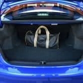 Subaru WRX STI Kofferraum