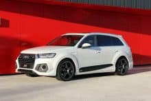 Tuning Audi Q7 Abt QS7