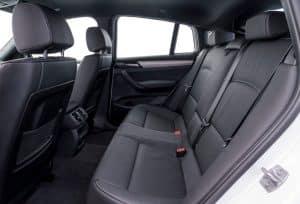 BMW X4 M40i Innenraum
