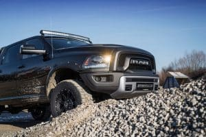 Dodge Ram 1500 Rebel Tuning