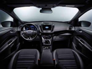 Ford Kuga SUV 2017 Innenraum