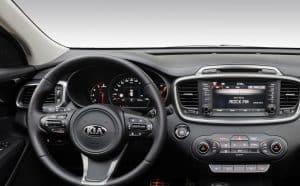 KIA Sorento SUV CRDI AWD Innenraum